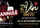 Les Chevaliers du XXe siècle annulent l'édition 2020 du Salon du vin et de la bière