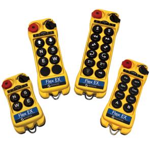 Retrofitting remote controls for overhead cranes acculift radio remote crane controls 4 aloadofball Images