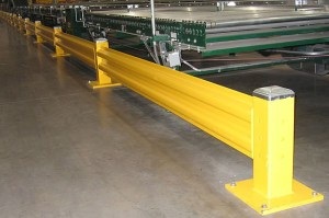safety guard rails for buildings industrial