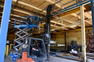 teardown and moving of older crane install New installs. Relocations. Upgrades and retrofits. Certified inspection