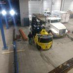 north dakota lifting cranes with heavy duty forklift