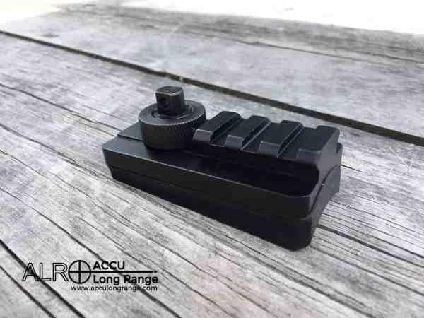 ACCU Long Range Picatinny Rail Adapter ACCU Wedge kit