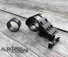 ACCU Long Range Quick-detach torch mount kit