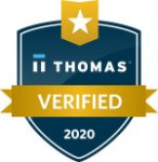 Thomas Net verified Supplier