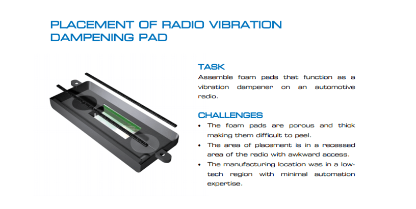 radio-dampening--automotive
