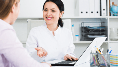 Using ABA practice management software to set appointments