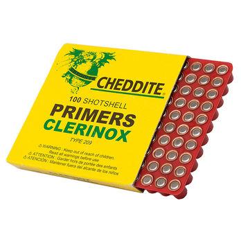 CHEDDITE 209 SHOTGUN PRIMERS PER 1000 - Accuracy Plus