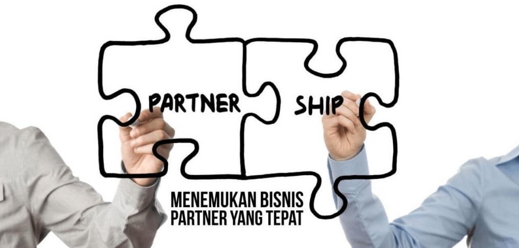 Menemukan Bisnis partner yang tepat