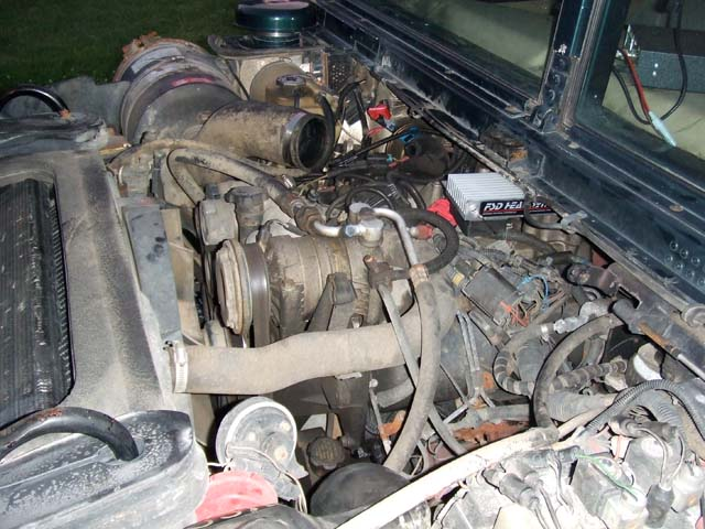 6 5 Diesel Engine Wiring Diagram Fsd Heat Sync Kit Installation Pictures H1 Hummer And