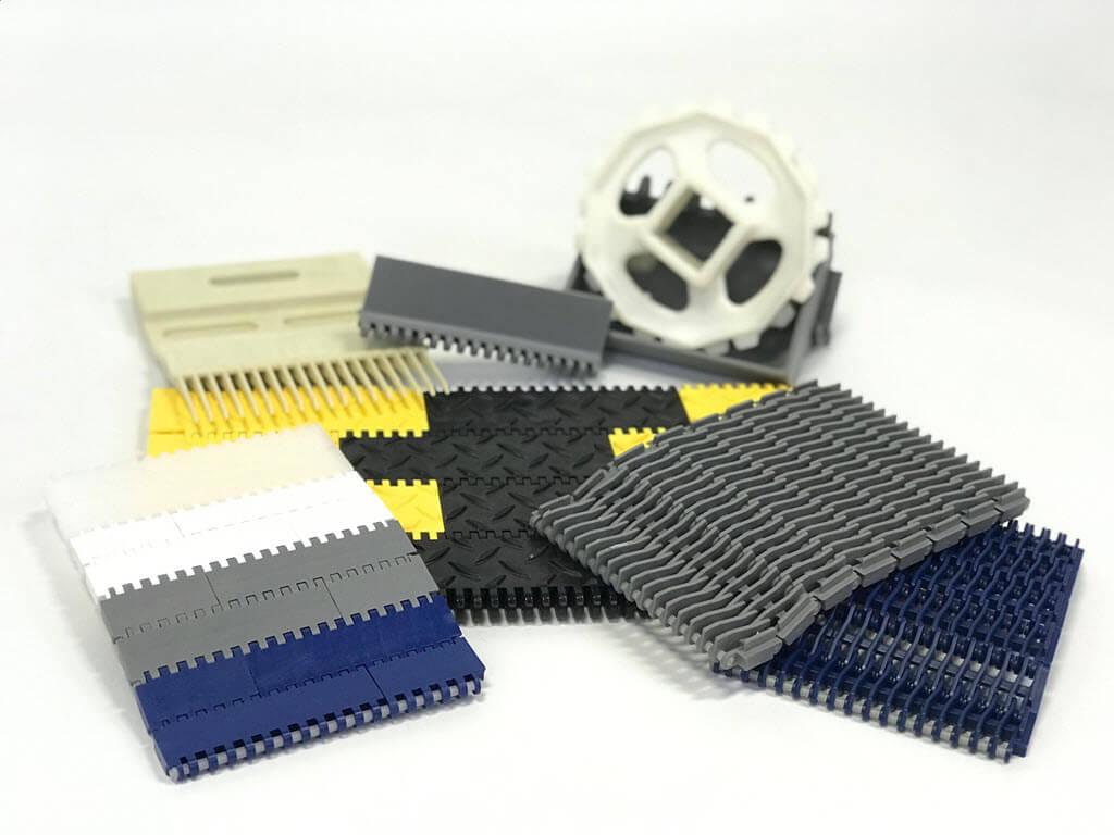 Modular Plastic Belts - Modular Belting - Accurate Industrial