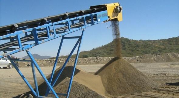 Heavy Rubber - Bulk Handling (Sand & Gravel) - Accurate