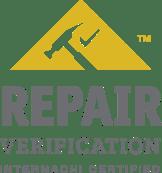 I am Repair Verification Certified