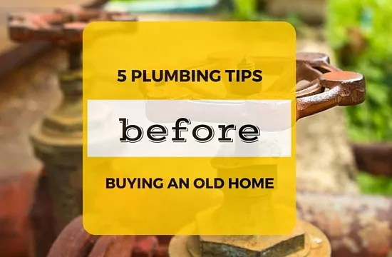 5 Tips To Understanding The Sewer System On An Old Home