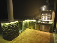 Outdoor Kitchen Lighting - Accurate LED