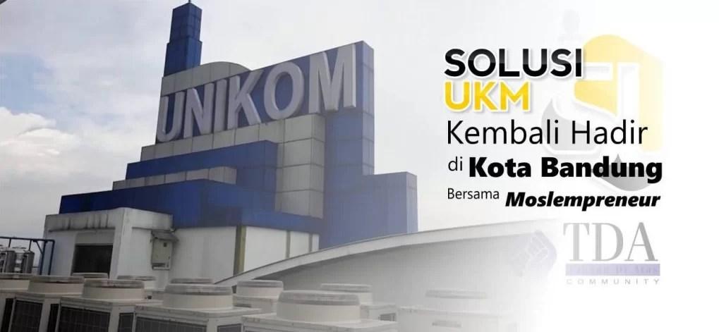 SolusiUkm Kembali Hadir di Kota Bandung Bersama Moslempreneur