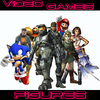 ACCF Video Game Figures