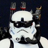 "Artillery Trooper (6"" Star Wars Black Series)"