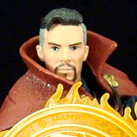 Marvel Legends Doctor Strange Triple Figure Review!
