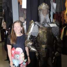 Shakespearience armour