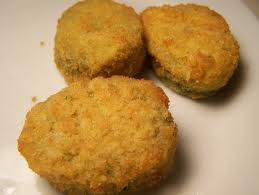 spinach nuggetes