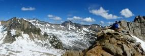 Roger Taylor: Mt Hopkins ridge hangout