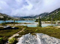 Mike Knippel - Crater Lakes from Chilkoot Pass