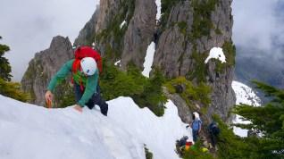 Jes Scott: Triple Peak, 2nd Place (tie) Vancouver Island
