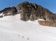 Karthikeya Nadendla - A team of women on the way up Kings Peak