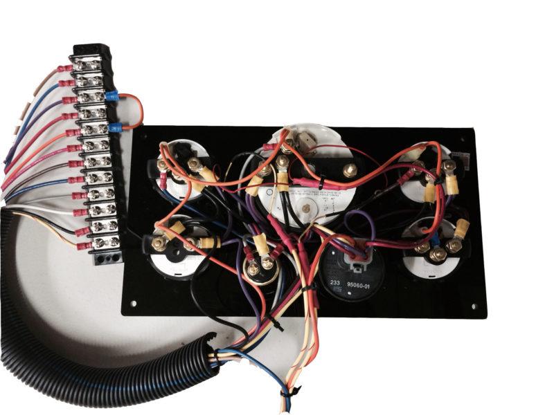 boat fuse panel wiring diagram pex plumbing yanmar marine engine instrument