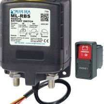 blue seas battery switch remote