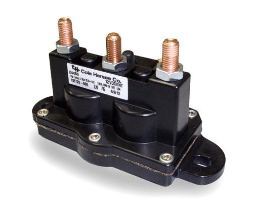 Motor Reversing Intermittent Duty Dpdt Solenoid  24450
