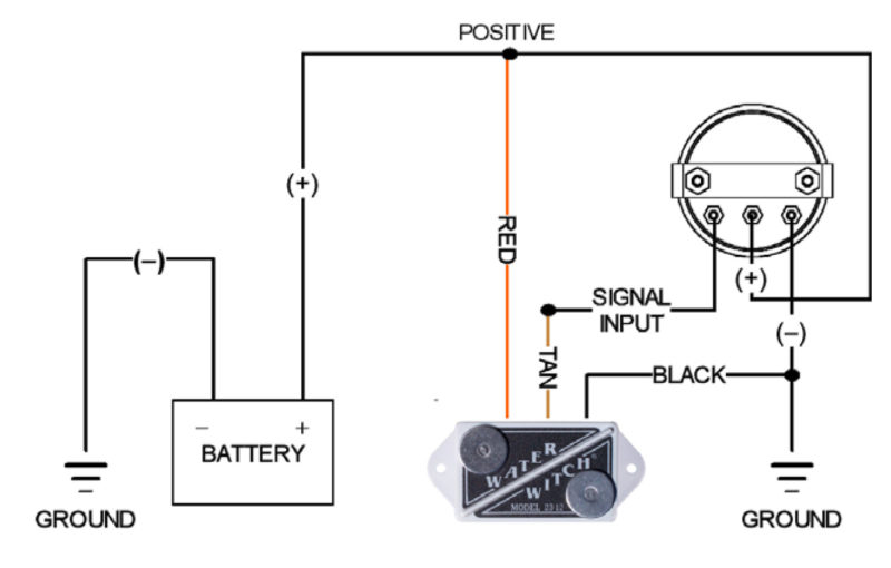 Remote Strobe Alarm Wiring Diagram Black And White Wiring