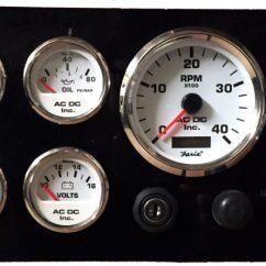 Stewart Warner Gauges Wiring Diagrams Hss Diagram 3 Way Boat Voltmeter Gauge Trim Motor ~ Elsavadorla