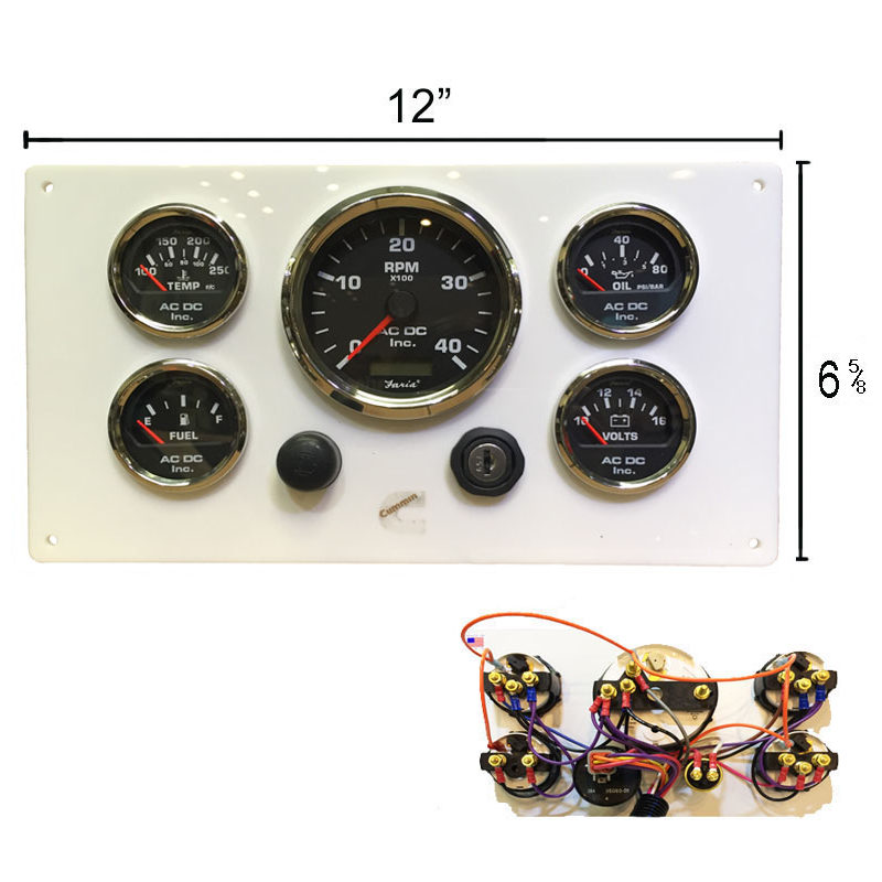 Boat Tachometer Gauge Additionally Yanmar Tachometer Wiring Diagram