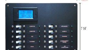 DC Branch Circuit Breaker Panels