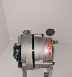 125 108 amp amptech marine alternator 14v yanmar perkins  [ 1200 x 1600 Pixel ]