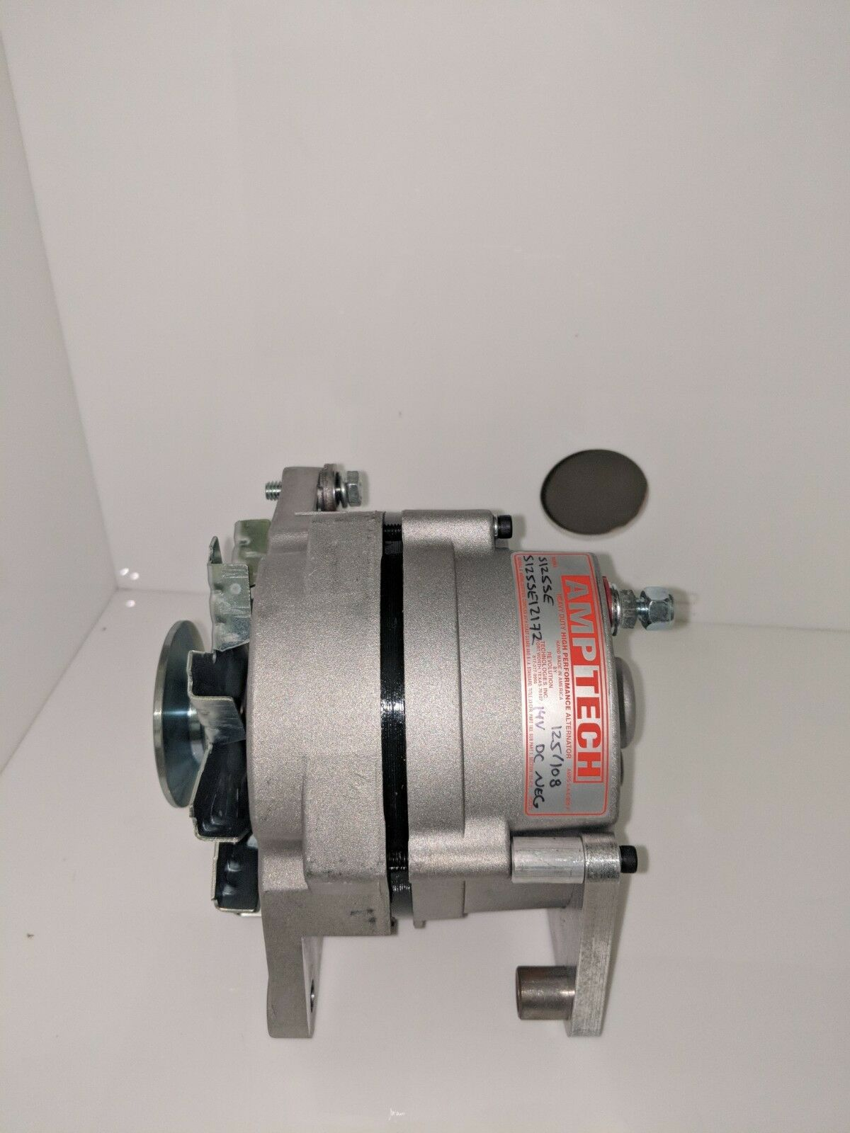 hight resolution of  125 108 amp amptech marine alternator 14v yanmar perkins