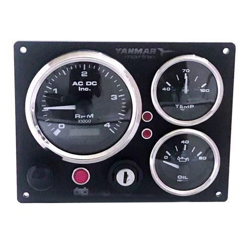 Yanmar-Diesel-Engine-Marine-instrument-Panel-B-TYPE-BLK-7-L