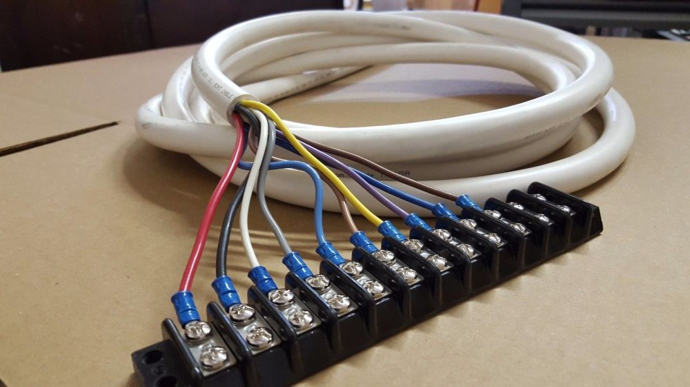 medium resolution of wiring harness guard wiring diagram used engine wiring harness 8 16 gauge coast guard approved