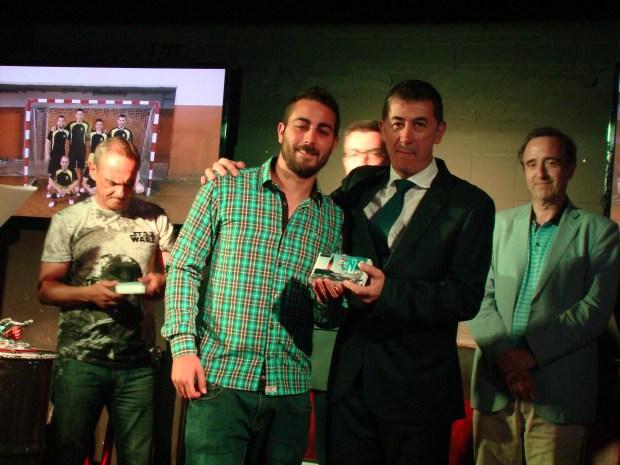 trofeo 9º clasificado atocha