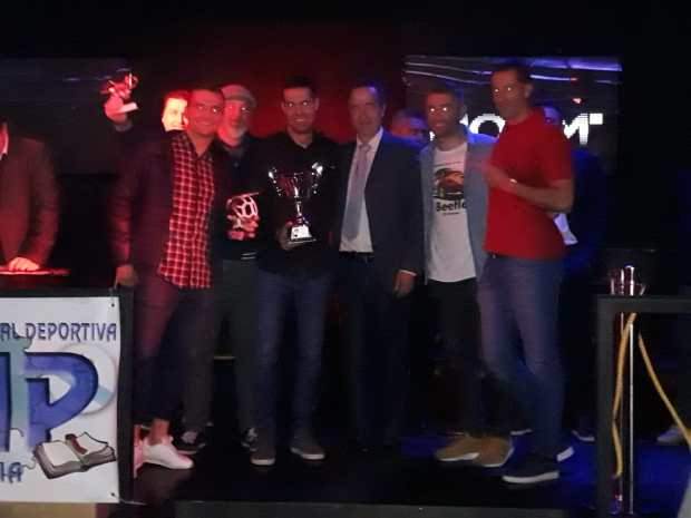 campeon xi liga Cnp Tacita de oro
