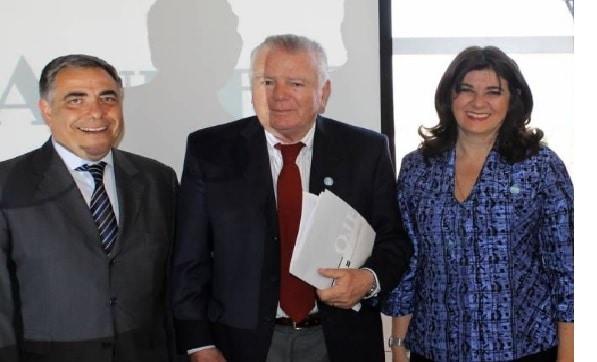 Inés Amoretti, nueva presidenta de ACDE Mendoza