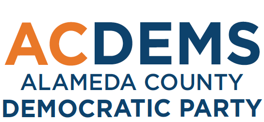 Alameda County Democratic Central Committee meeting