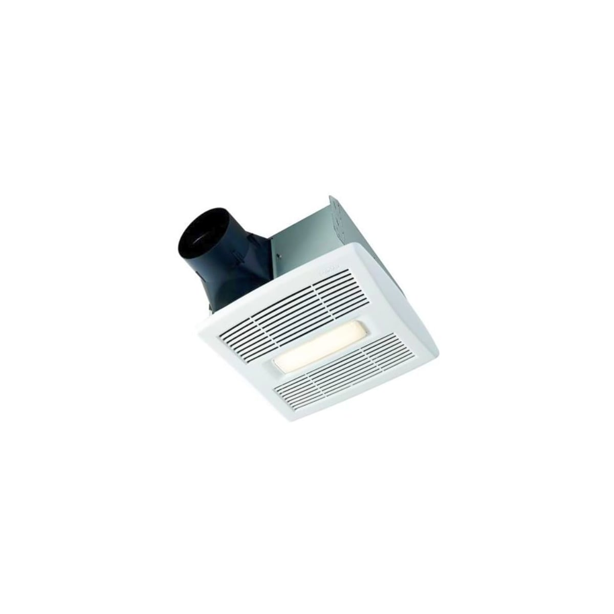 hight resolution of broan invent series bathroom exhaust fan with led light 110 cfm 1 0 sones humidity sensing energy star certified ae110sl