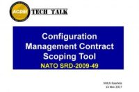 CM Contract Scoping Tool