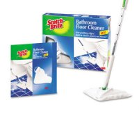 3m Scotch-Brite Bathroom Floor Cleaner - MMM8003SK4
