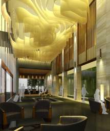 Boutique Hotels Lobby Interior Design