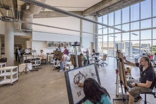 Art University Visual Studio Images
