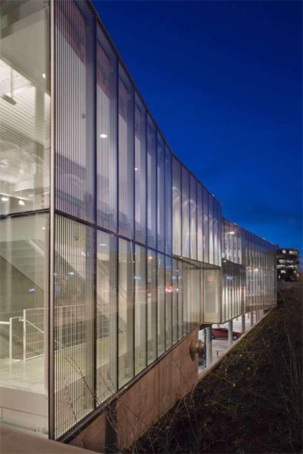 Seattle Art Museum Olympic Sculpture Park - Architizer