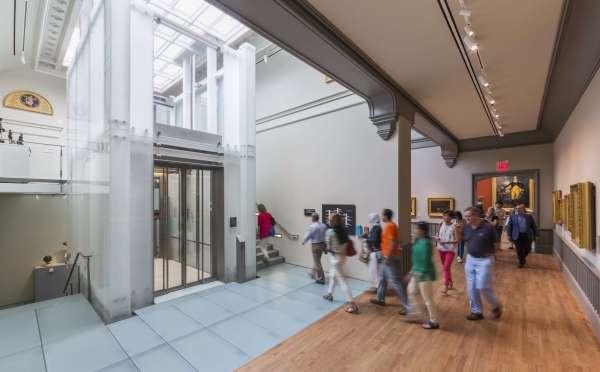 Yale University Art Renovation And Expansion